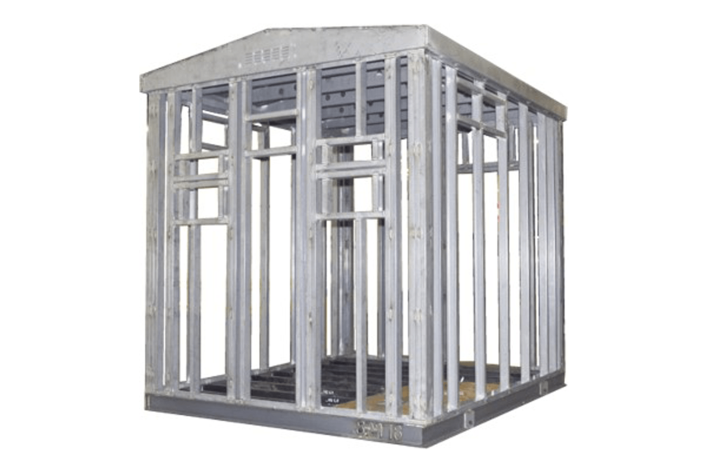 Precision Quincy Communication Shelter Frame Transparent Background