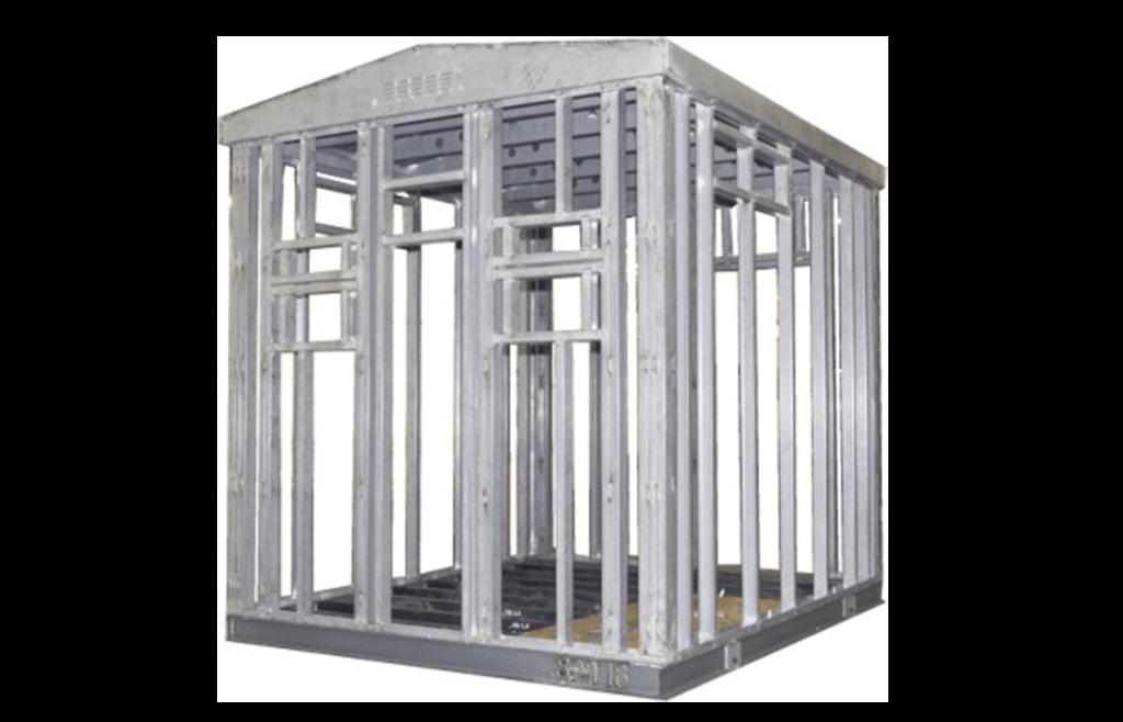 Precision Quincy Communication Shelter Control Room Frame Transparent Background
