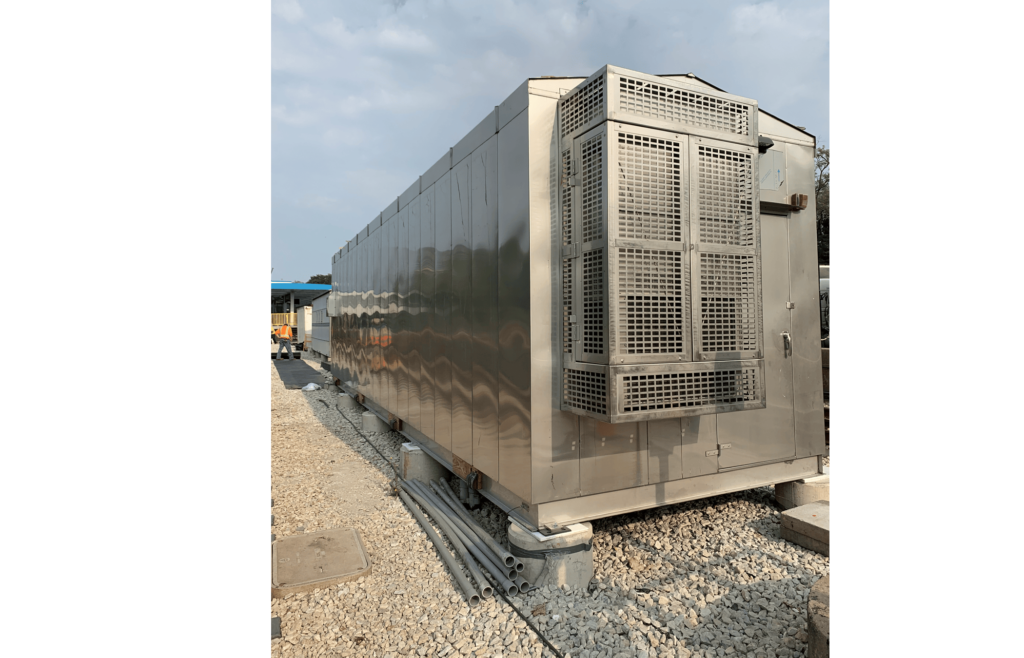 Precision Quincy Industries Rail Transit Utility Shelters Page Inset Outdoors