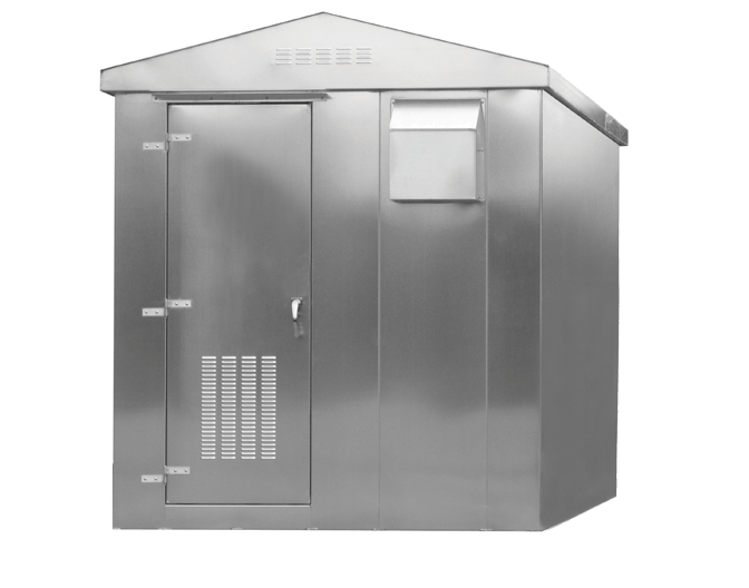 Precision Quincy Industries Railroad Shelter Transparent Background